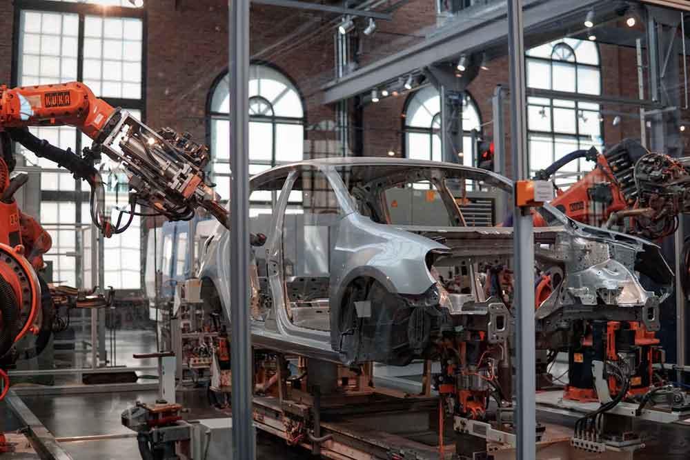 กลุ่มอุตสาหกรรมยานยนต์-
